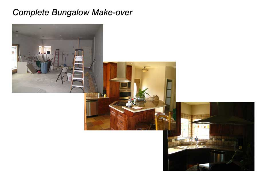 Bungalow Makeover